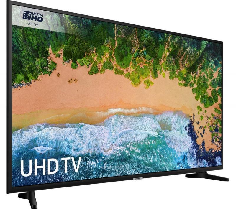 """55"""" Samsung UE55NU7020 Certified 4K Ultra HD HDR Smart LED TV"""