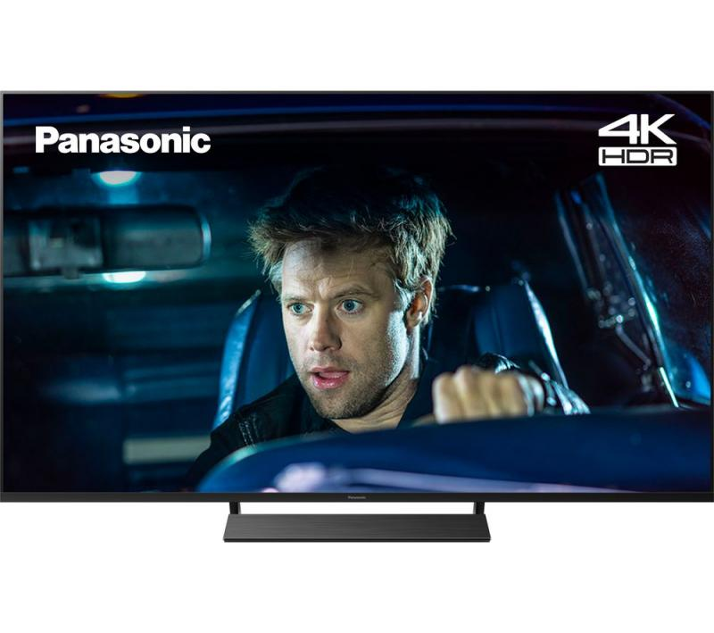 "58"" Panasonic TX58GX820B Ultra HD 4K Freeview HD HDR Smart  LED TV"