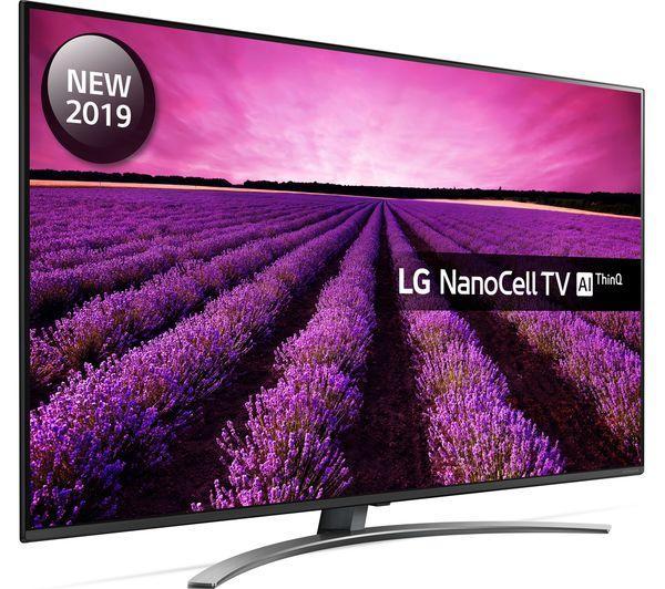 """49"""" LG 49SM8200PLA 4K Super Ultra HD Nano Cell HDR Smart LED TV"""