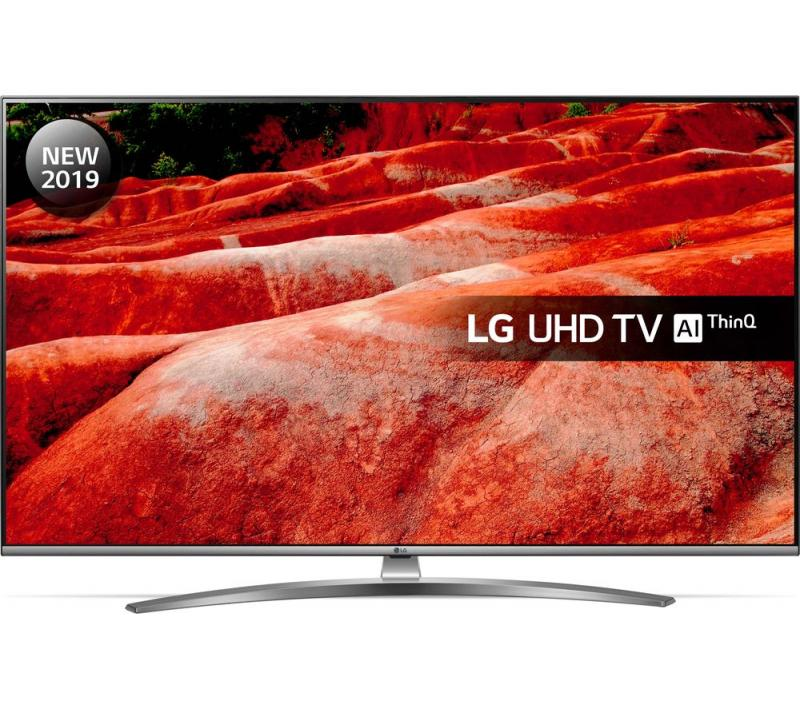 "50"" LG 50UM7600PLB 4K Ultra HD HDR Smart LED TV"
