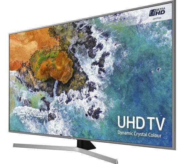 """65"""" Samsung UE65NU7470 4K Certified Ultra HD HDR Smart LED TV"""