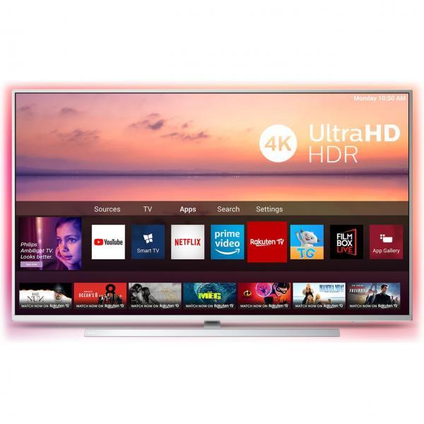 "55"" Philips 55PUS6814/12 Ambilight 4K HDR Smart LED TV"