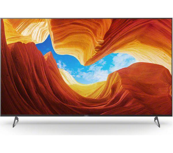 "65"" Sony Bravia KD65XH9005U 4K Ultra HD HDR Android Smart LED TV"