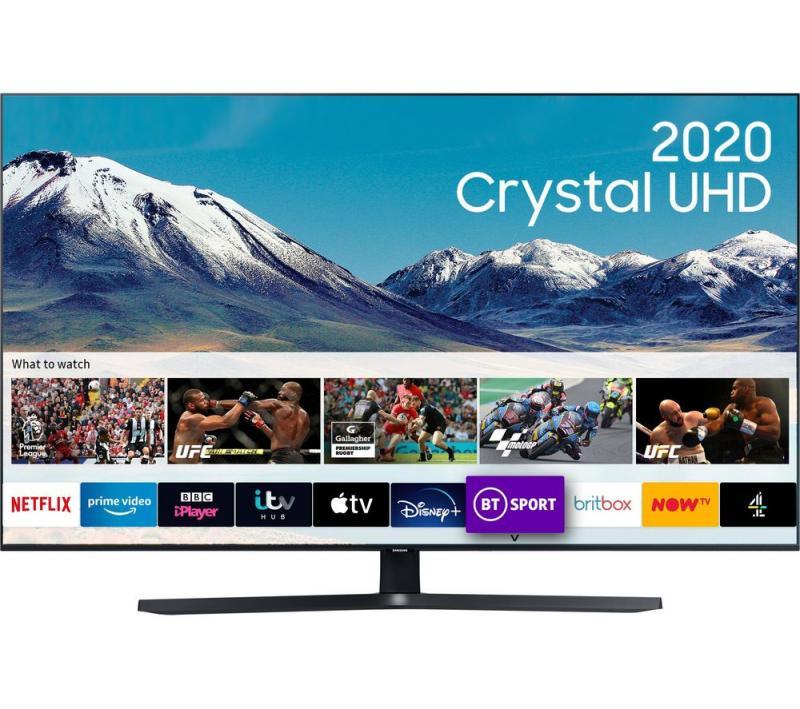 "65"" Samsung UE65TU8507UXXU 4K HDR Crystal Smart LED TV"