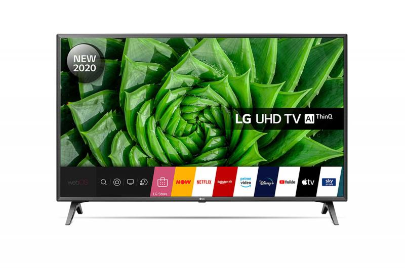 "55"" LG 55UN80006LA 4K Ultra HD HDR Smart LED TV"