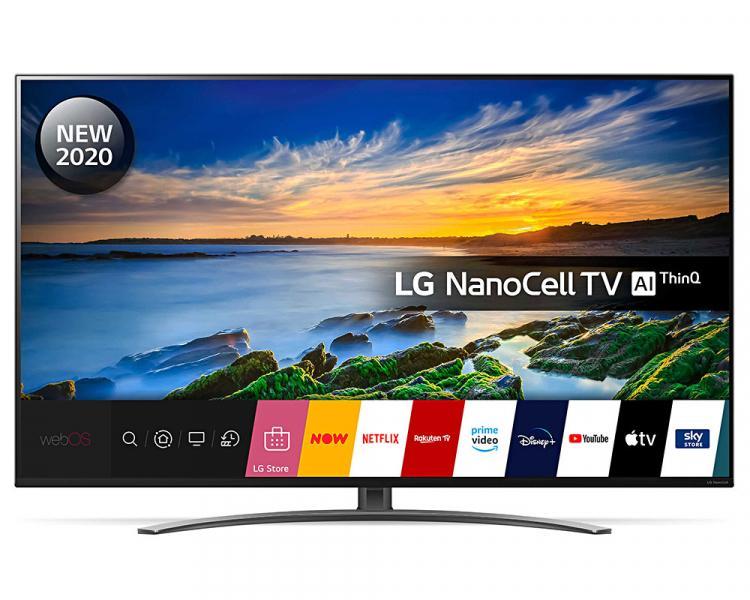"""65"""" LG 65NANO866NA 4K HDR Nano Cell Smart LED TV"""