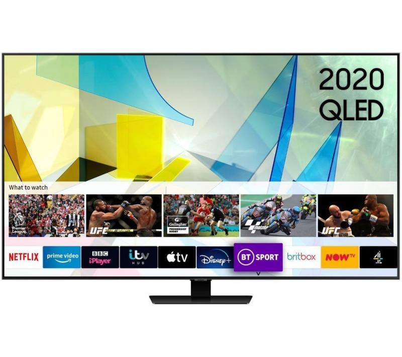 """65"""" Samsung QE65Q85TATXXU Quantum 4K UHD HDR QLED TV"""