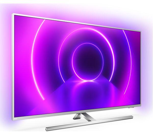 """58"""" Philips 58PUS8555/12 Ambilight 4K HDR Android Smart LED TV"""