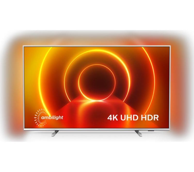 "43"" Philips 43PUS7855/12 Ambilight 4K HDR Smart LED TV"