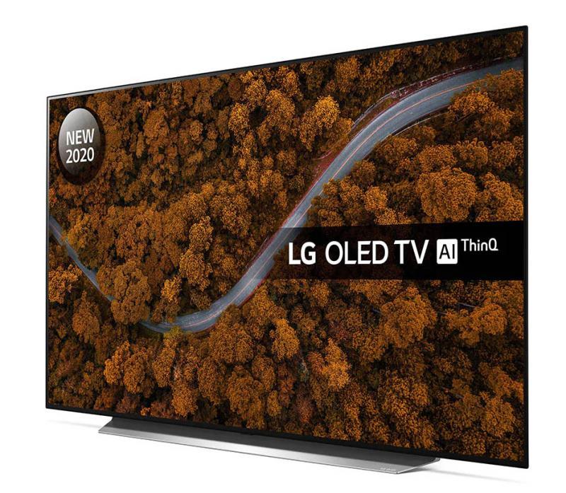 """65"""" LG OLED65CX5LB 4K HDR Smart OLED TV"""