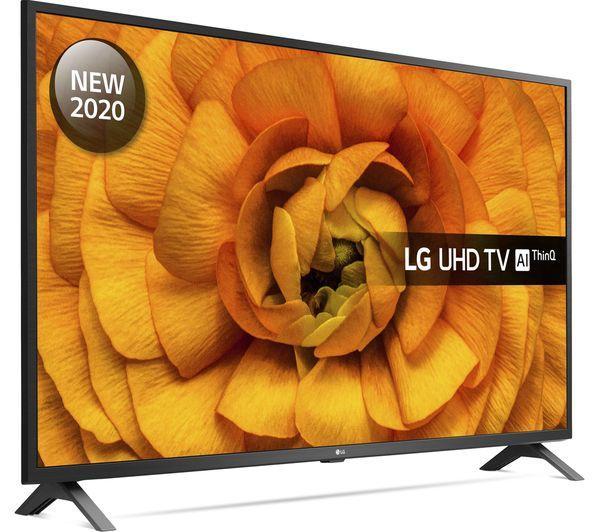 "75"" LG 75UN85006LA 4K Ultra HD HDR Smart LED TV"