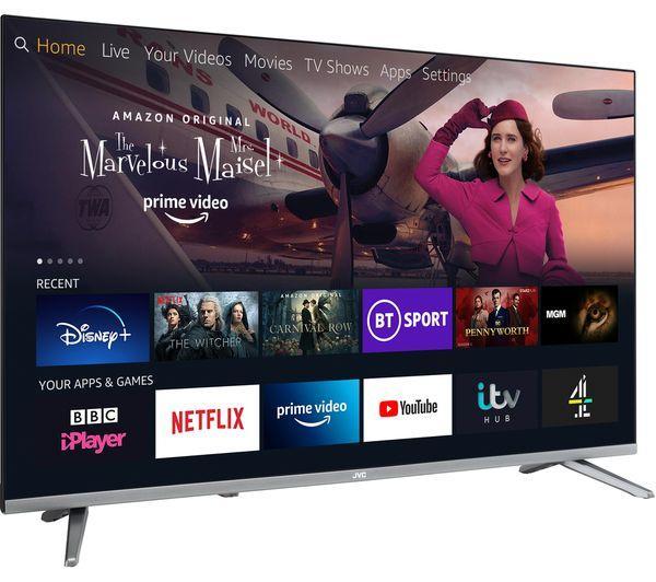 """32"""" JVC LT-32CF600 Smart LED Fire TV Edition"""